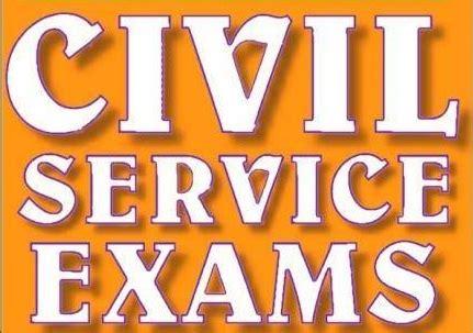 Essay in civil service exam